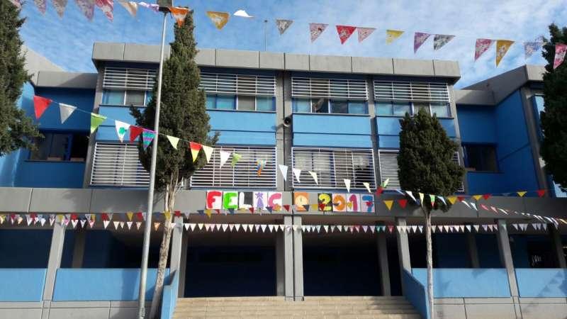 Colegio Ausiàs March de Sagunt. EPDA