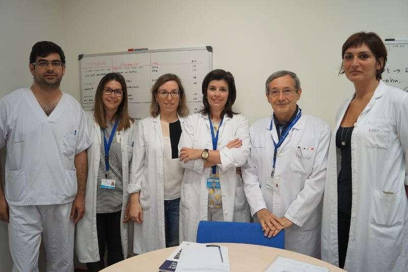 Unidad especializada del Hospital de Manises, encabezada por el doctor Joaquín Hinojosa, jefe de Medicina Digestiva del Hospital de Manises. EPDA
