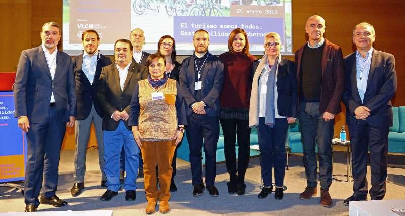 Inauguración de la segunda jornada València Urban Tourism Trends.