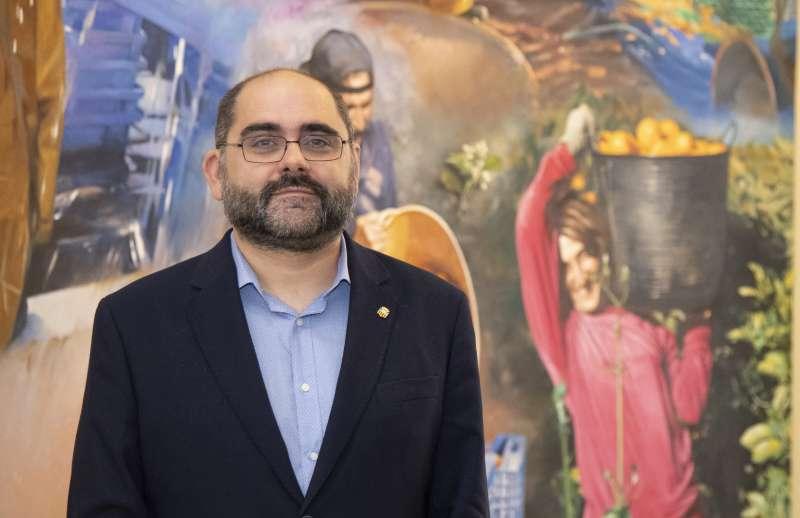 Pau Ferrando diputado provincial