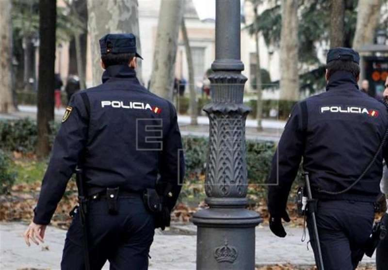 Policías, foto de archivo. EPDA