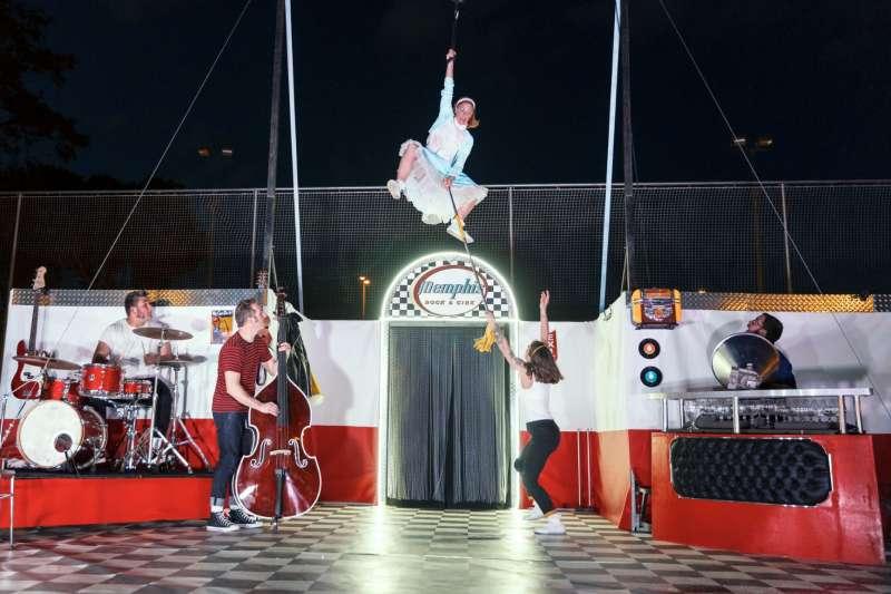 Arranca Sagunt a Escena amb música, circ, teatre i art