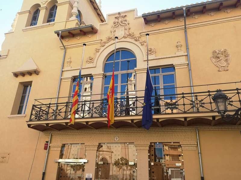 Ayuntamiento de Riba-roja de Túria.