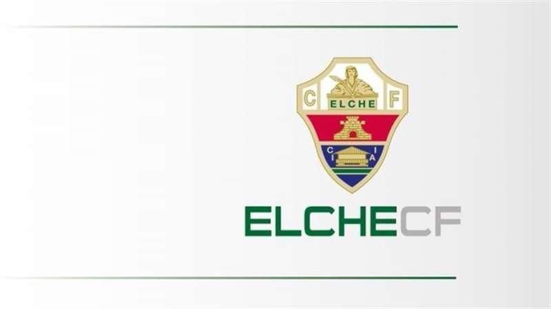 Logo del Elche CF.