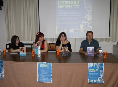 Jornada literaria organizada por el Consell de Joventut de Mislata.
