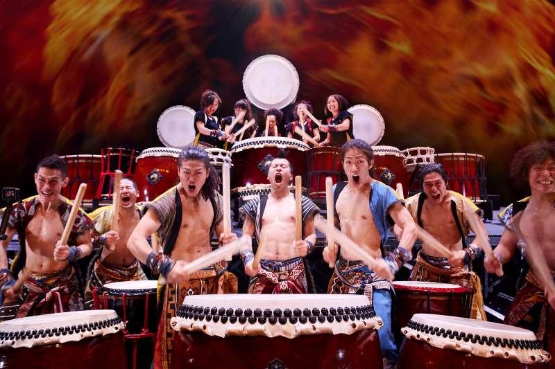 El grup de percussió japonés Yamato actuarà a Sagunt a Escena el proper dia 11 d