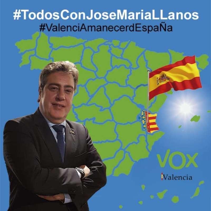 Jose María Llanos. EPDA