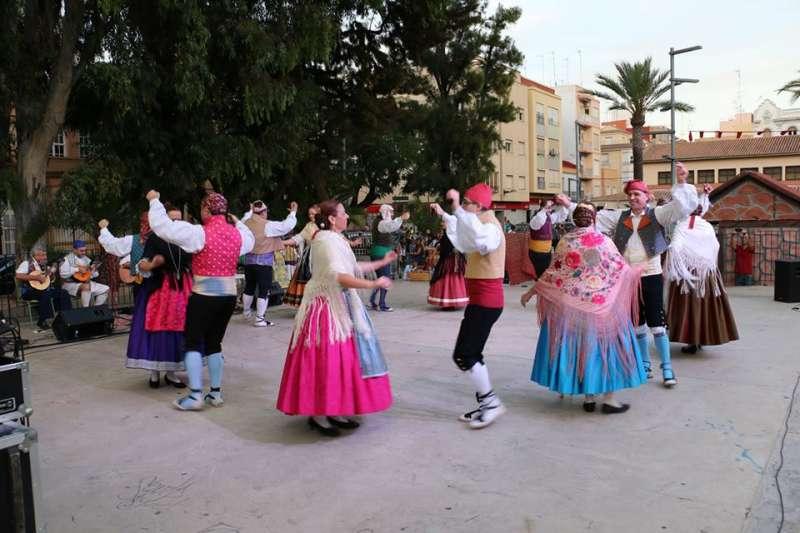 Trobada de Folklore Valencià a Sagunt. EPDA