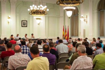 Asamblea de COR. Foto EPDA