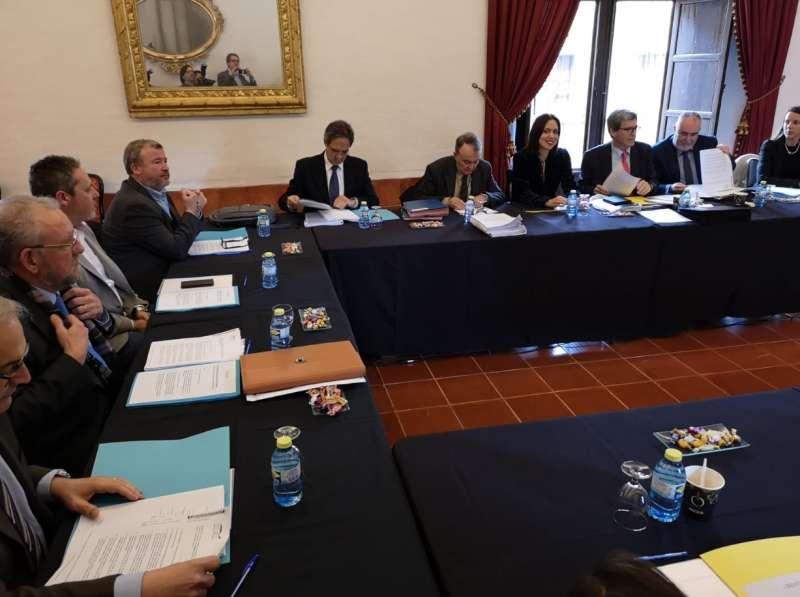 Reunión APV convenio
