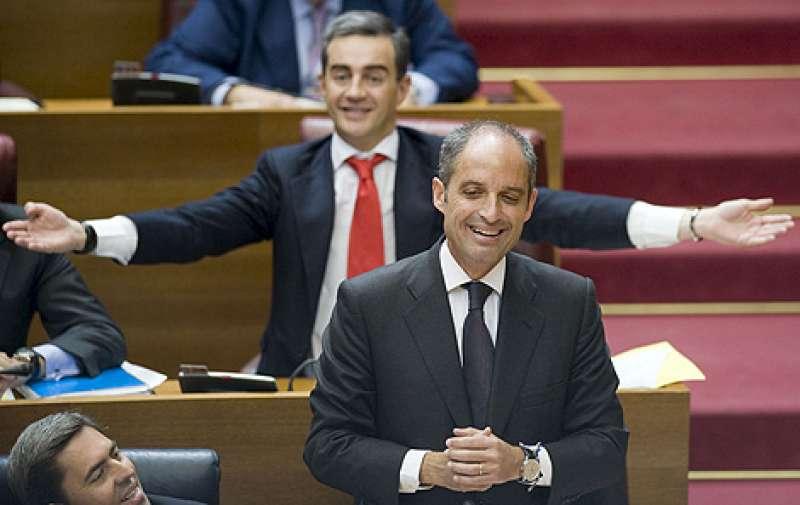 El ex president de la Generalitat, Francisco Camps