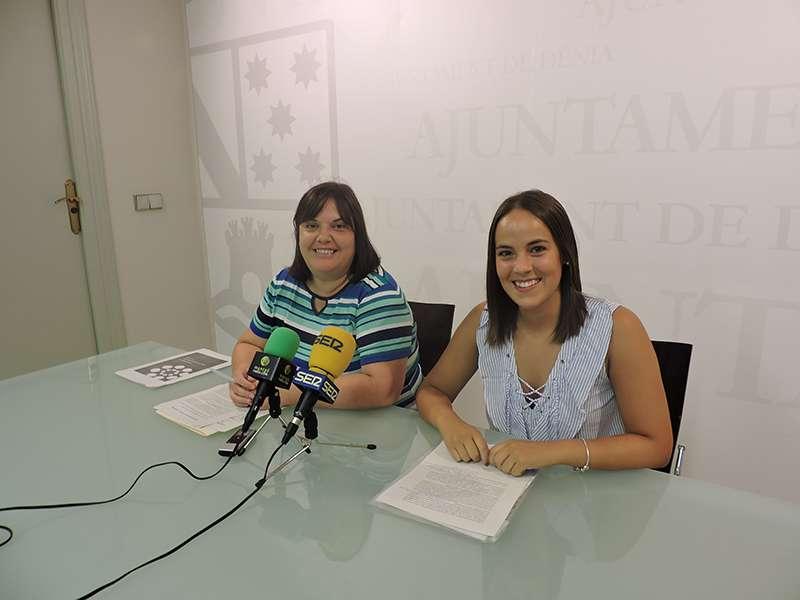 Cristina Morera i Melani Ivars. EPDA