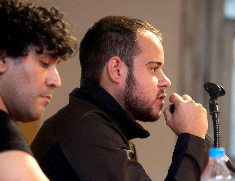 El rapero Pablo Hasel. EFE/Archivo