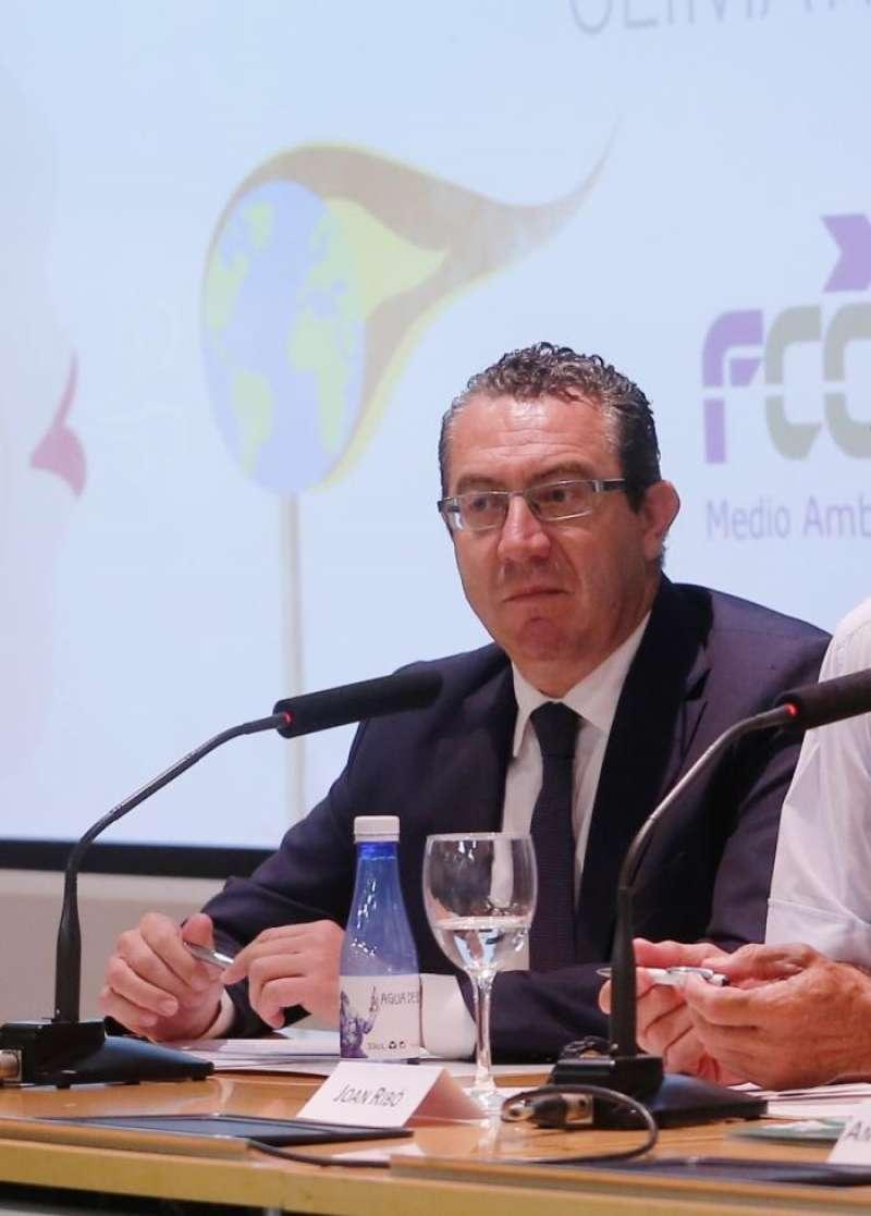 El alcalde de Benidorm, Toni Pérez. EFE/Archivo