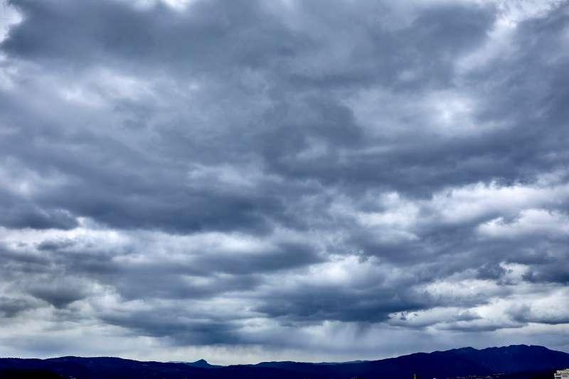 Cielos nubosos en la Comunitat. EFE