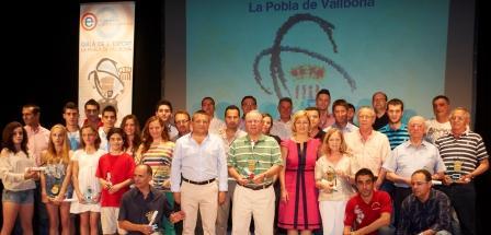La VIII edición de los ?Premios del Deporte? de la Pobla de Vallbona. Foto EPDA