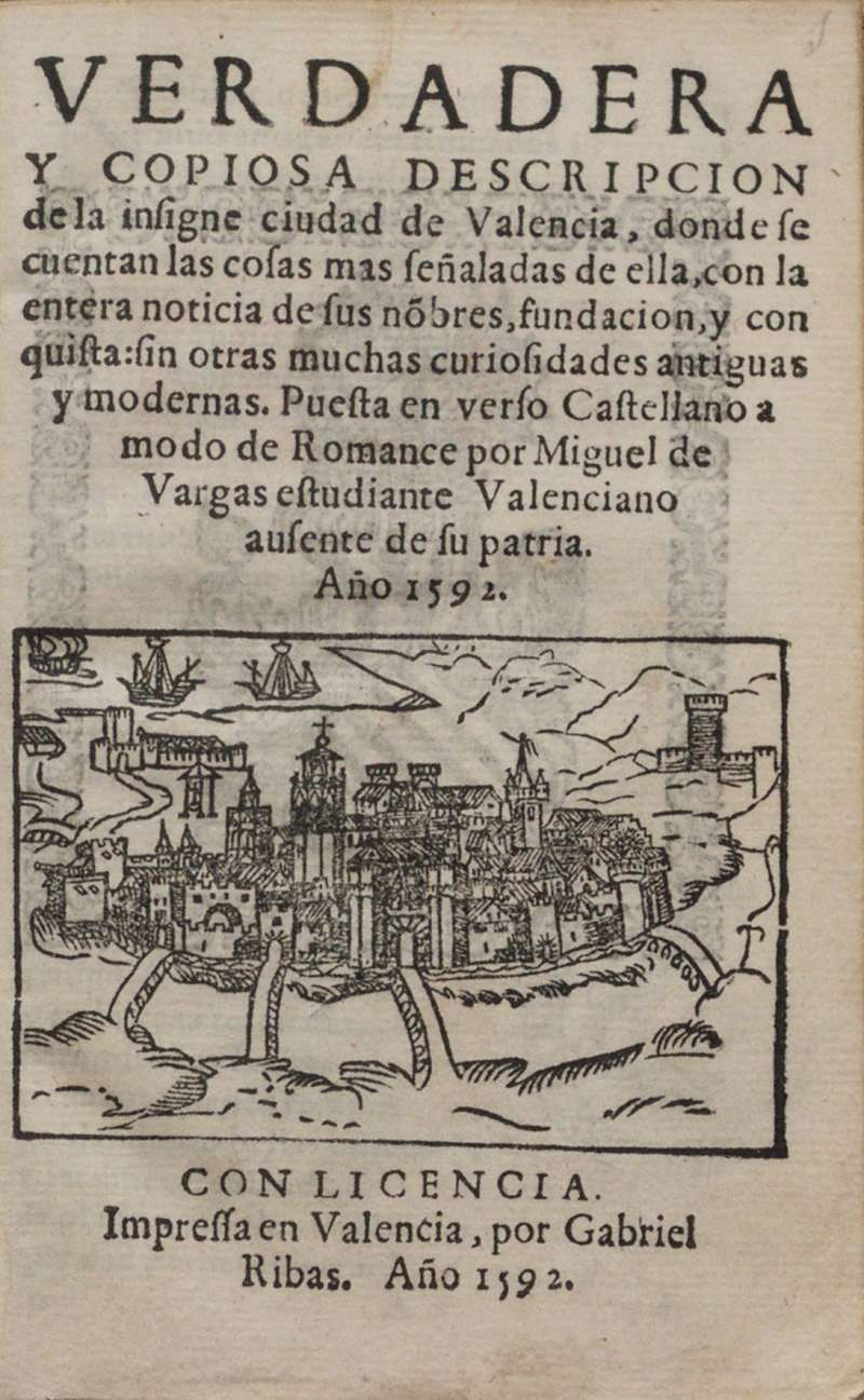 Portada Originzal Guía de València. -EPDA