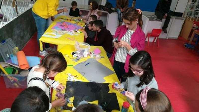 Activitats al Mercat de Catarroja. EPDA