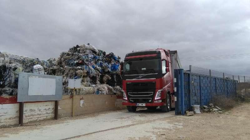 Retirada programada de residuos