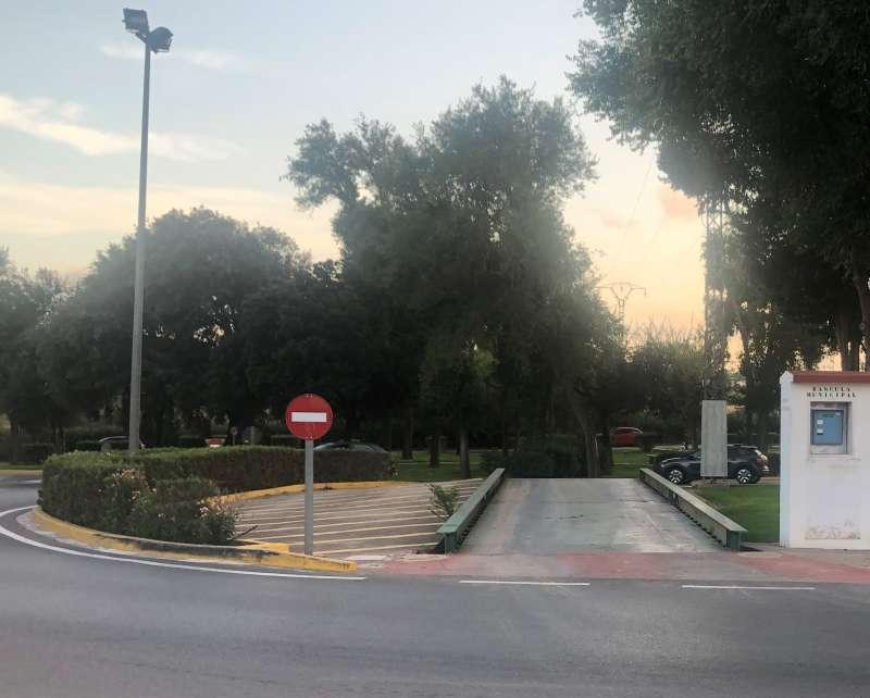 Báscula servicio público actualiza en el municipio de Bétera.