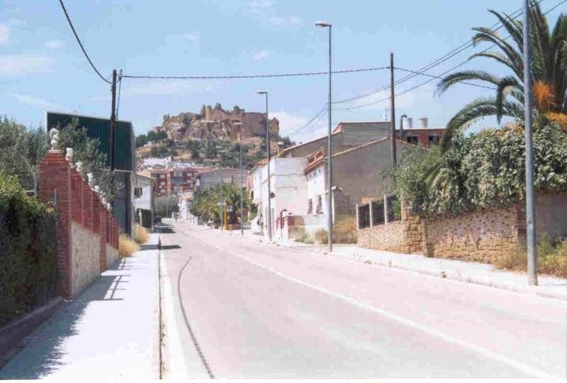 Montesa y su castillo