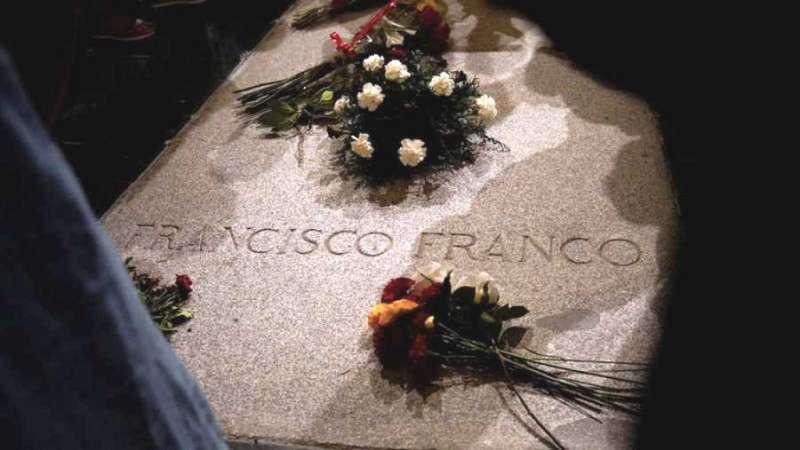 Tumba de Francisco Franco. EPDA