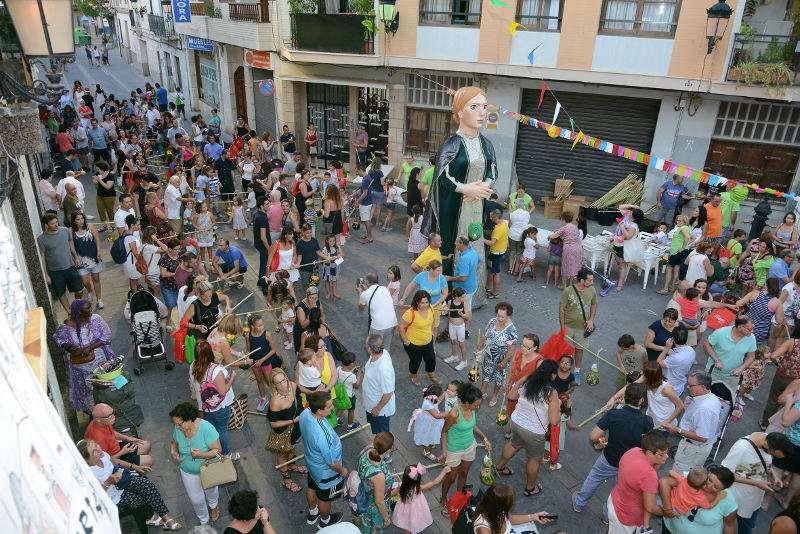Actes festius a Paiporta. EPDA