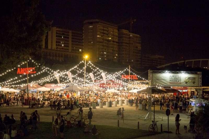 Anterior edición del Amstel València Market
