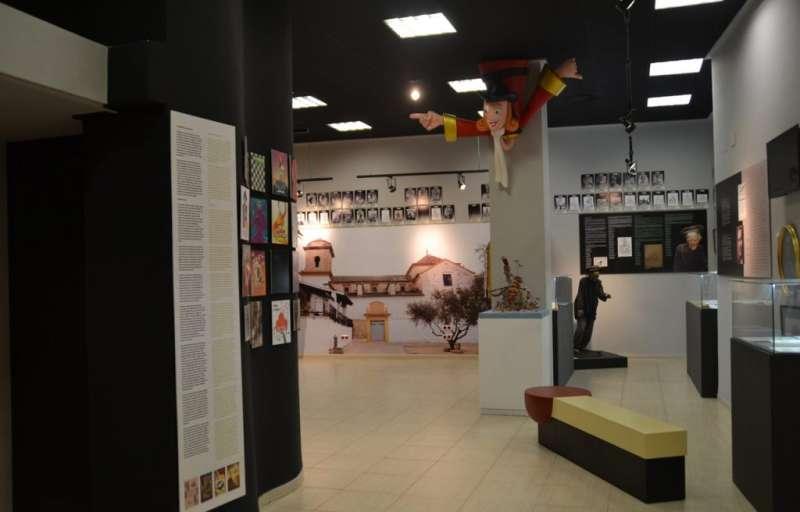 Museo faller de Xàtiva
