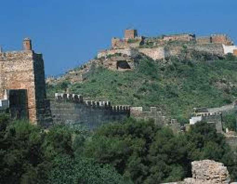 Castell de Sagunt.