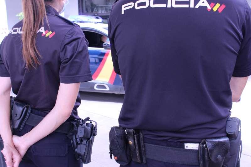 Imagen recurso facilitada por la Policía Nacional.