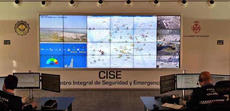 Centro Integral de Seguridad y Emergencia. EPDA