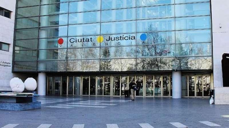 Ciudad de la Justicia de València. EPDA