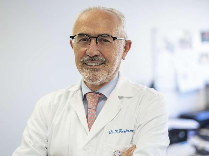 Vicente Guillem, jefe de Oncología del Instituto Valenciano de Oncología (IVO).