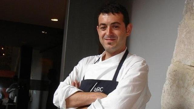 El Chef Ricard Camarena. FOTO: EPDA