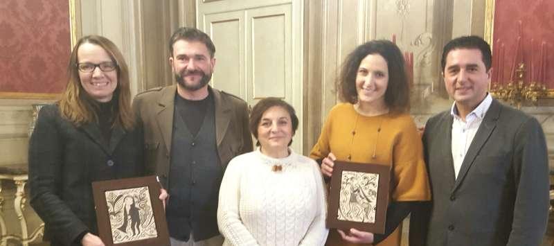 Reunió Ajuntament Bolonia