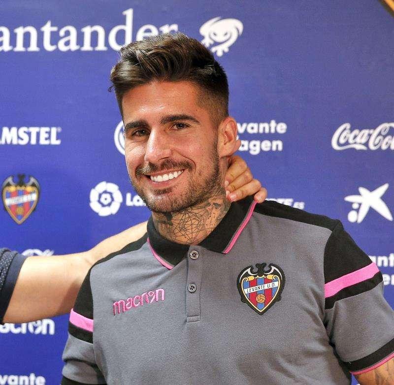 El centrocampista hasta ahora jugador del Levante Samuel