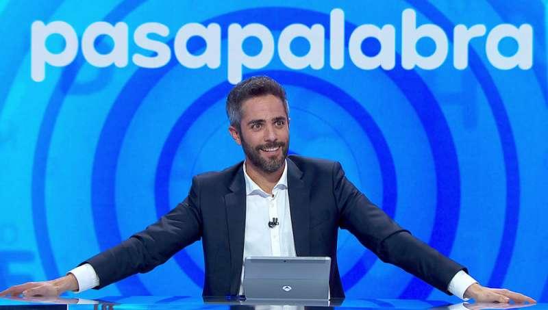 Roberto Leal, presentador de Pasapalabra en Antena 3.