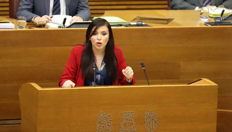 La síndica de Ciudadanos,Mari Carmen Sánchez