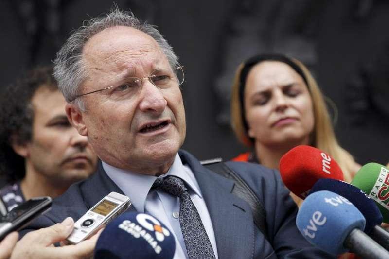 El director de la Agencia contra el Fraude de la Comunitat Valencia, Joan Llinares, en una imagen de archivo. EFE/Archivo