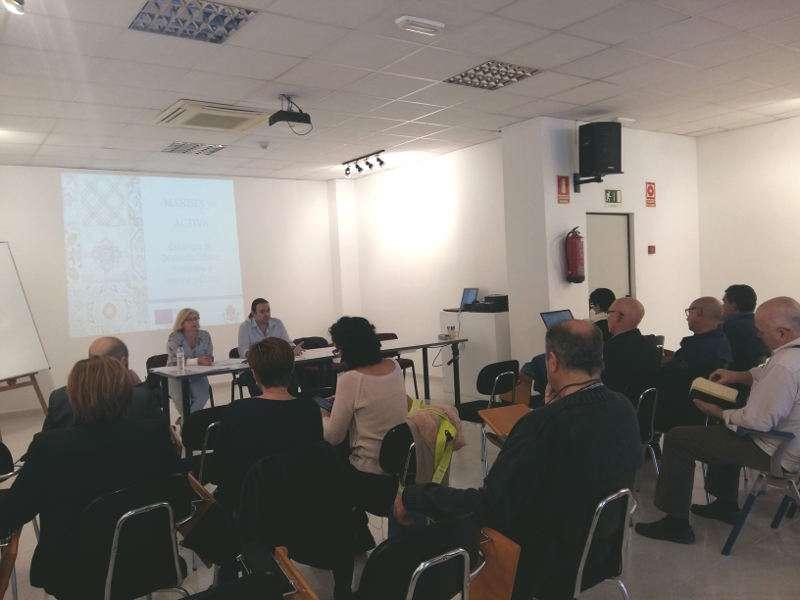 reunió del regidor de Manises amb empresaris. EPDA