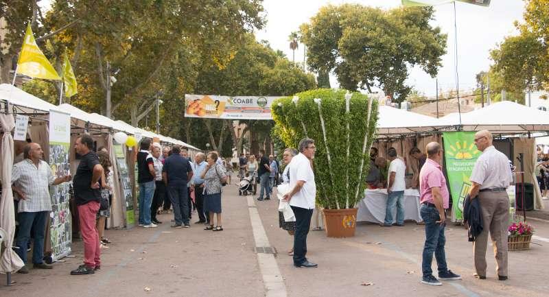La 6a Fira Agrícola de Bétera se celebra al municipi esta setmana amb multitud d?activitats
