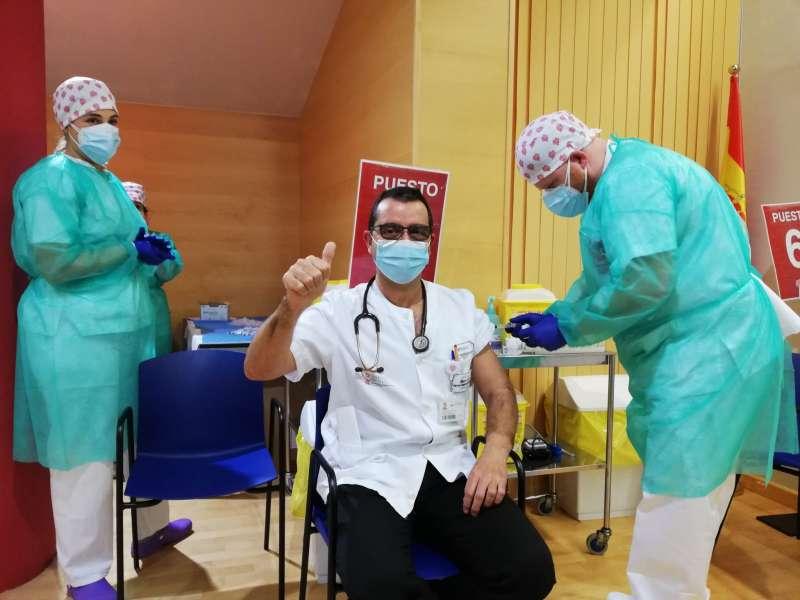 Vacunación en Torrevieja