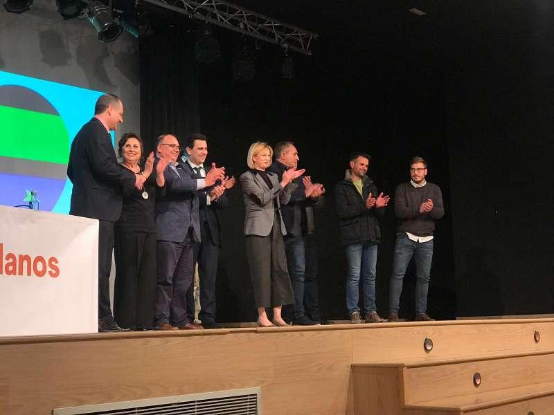 Presentación de Ciudadanos en Rafelbunyol. EPDA