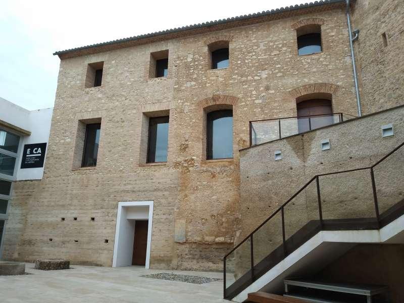 El Castillo de Riba-roja dondre tendrán lugar las jornadas. FOTO EPDA