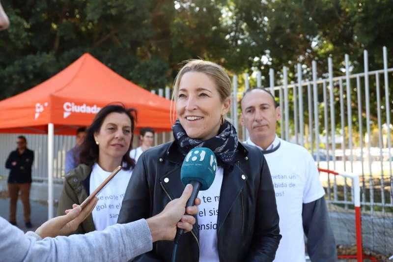 María Muñoz, la candidata al Congreso de los Diputados por Valencia
