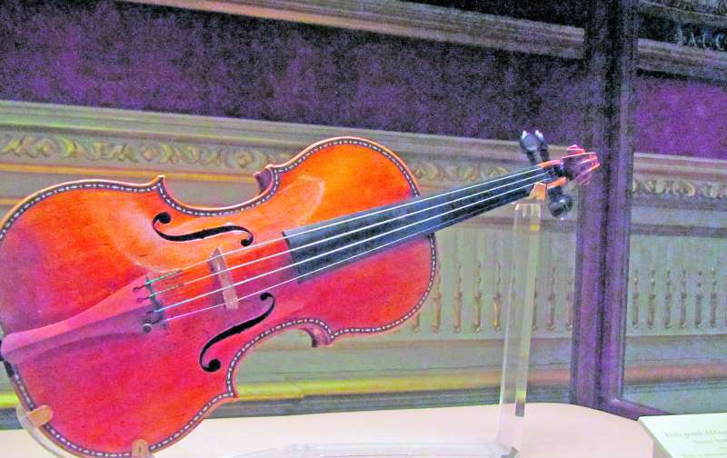 El conocido instrumento de cuerda que es un icono de la música. / epda