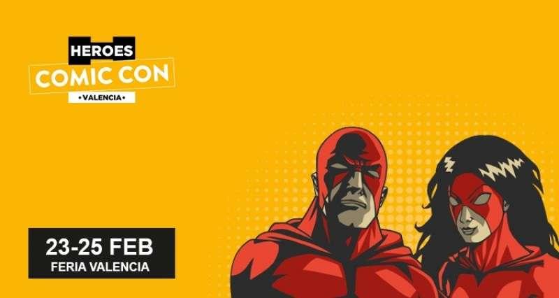 La Generalitat participa en el primer salón del cómic de València