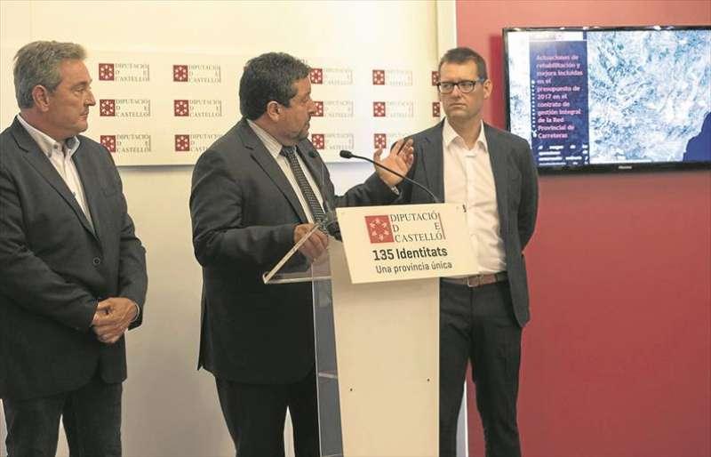 Javier Moliner anuncia una inversión histórica en carreteras para 2019