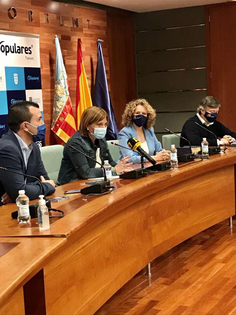 Mompó, Bonig, Folgado y Santamaría. EPDA